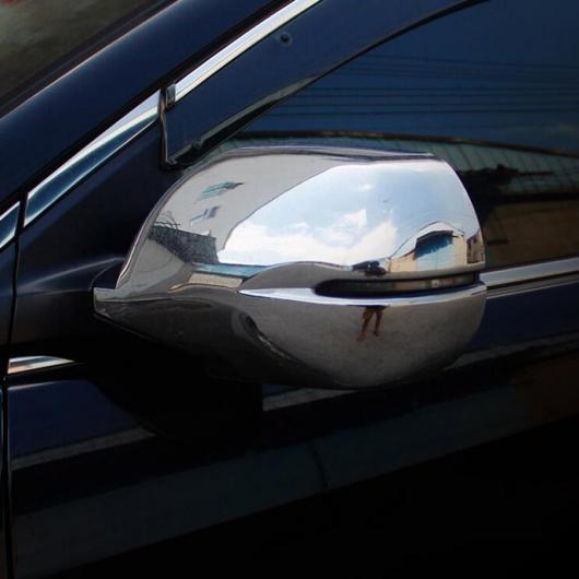 AL フロント ドア サイド バック ミラー カバー ホンダ CRV CR-V 2012-2015 クローム ABS オート トリム ステッカー モールディング AL-BB-2953