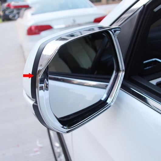 AL ホンダ CRV CR-V アクセサリー 2012 2013 2014 2015 2016 ABS クローム リア バック ミラー サイド ガラス トリム フレームレインシールド AL-BB-3040
