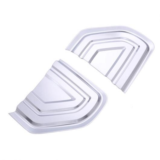 AL ランドローバーレンジローバースポーツ 2014-2019 ABS クローム U 形状パネル カバー トリム シルバー AL-DD-5639