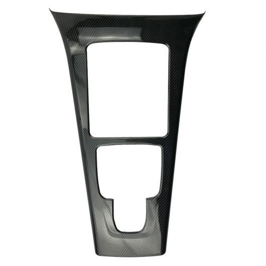 AL メルセデスベンツ W177 V177 A180 A200 A220 A250 ABS センターコントロール ギアパネルトリムステッカー Carbon Fiber Black AL-DD-6920