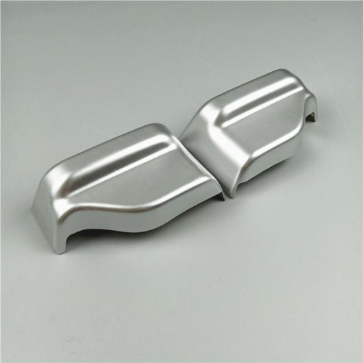 AL シート シートベルト カバー メルセデスベンツ C W205 E W213 GLC X253 クラス インテリア Silver AL-DD-7188