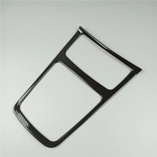 送料無料 AL センターコンソール 収納ボックスフレーム ステッカー メルセデスベンツ GLA X156 CLA 賜物 クラス W176 Black AL-DD-7296 Carbon Fiber 新品 カーボン調 C117
