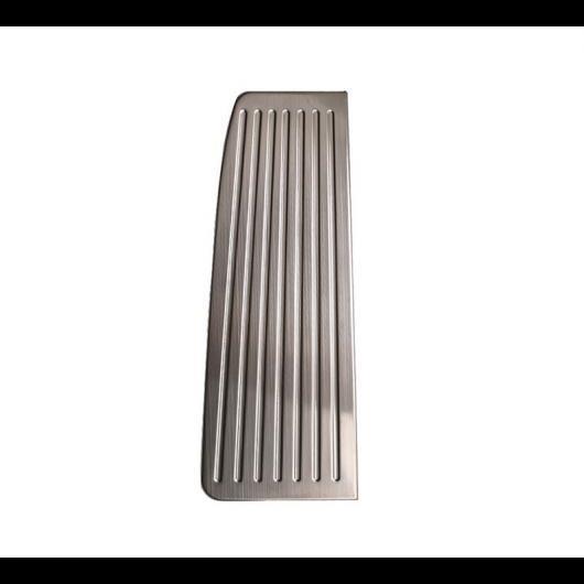 AL ペダル 装飾 カバー トリムステンレス スチール ボルボ XC60 2018 インテリア 1 Piece AL-DD-7432