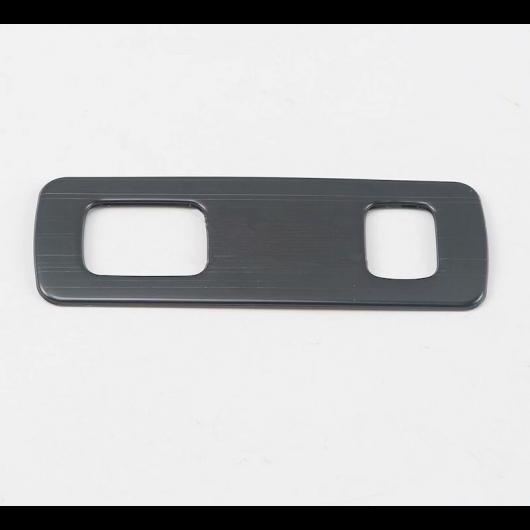 AL ヘッドライトアジャスター フレーム 装飾 カバー トリム ボルボ XC60 2018 ステンレス スチール ブラック インテリア デカール 1 Piece AL-DD-7434
