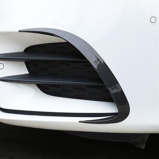 AL フロントヘッド サイド ミラー ボディ ステッカー メルセデスベンツ クラス A180 200 2019 外装 フォグ ライト スタイリング 選べる2バリエーション Black・Carbon Fiber Color AL-DD-6839