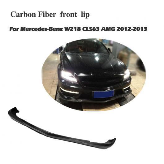 【良好品】 AL 車用外装パーツ カーボンファイバー ブラック フロント 2012-2013 バンパー リップ スポイラー AMG チン CLSクラス 適用: ベンツ CLSクラス W218 CLS63 AMG 2012-2013 AL-DD-7797, ニシグン:62c5987b --- adaclinik.com