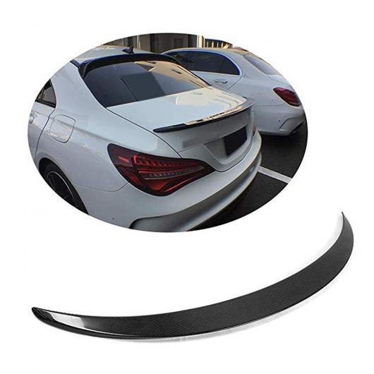 AL 車用外装パーツ カーボンファイバー リア トランク スポイラー ウイング 適用: メルセデスベンツ CLAクラス W117 C117 CLA250 CLA200 CLA180 CLA220 CLA260 セダン 2013-2017 AL-DD-7919