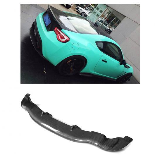 AL 車用外装パーツ カーボンファイバー リア バンパー ディフューザー リップ 適用: トヨタ GT86&適用: スバル BRZ クーペ 2ドア 2013-2016 AL-DD-8213