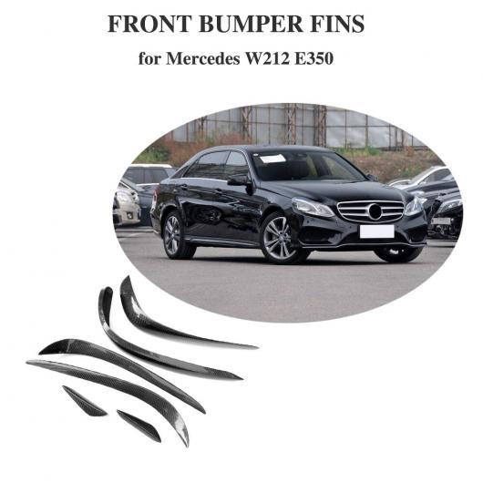 AL 車用外装パーツ カーボンファイバー 適用: メルセデスベンツ Eクラス W213 E250 E300 E400 スポーツ セダン 2017 2018 2019 フロント バンパー フェンダー トリム エア 吹き出し口 AL-DD-8520