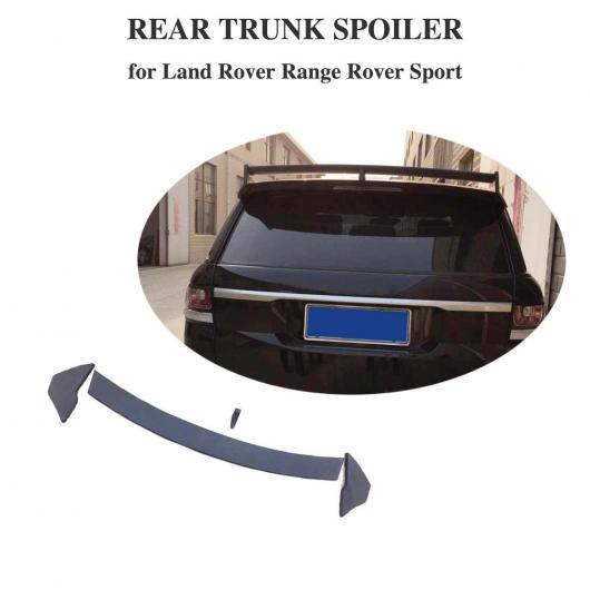 AL 車用外装パーツ リア ウイング トランク リップ スポイラー 適用: ランド ローバー レンジ ローバー スポーツ 2014-2017 リア スポイラー トリム AL-DD-8815