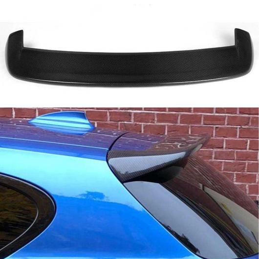 AL 車用外装パーツ カーボン スポイラー 適用: BMW F20 2012 2013-2018 116i 118i 125i F20 F21 スポイラー デザイン カーボンファイバー リア スポイラー カーボン ウイング ダークグレー AL-DD-8711