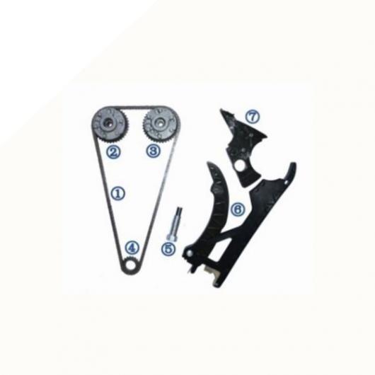 AL 車部品 タイミング キット 適用: BWM 135I 06-10/335XI 06-08/740 07-12/X6 07-10/Z4/2006-2016 N54 AL-EE-1297