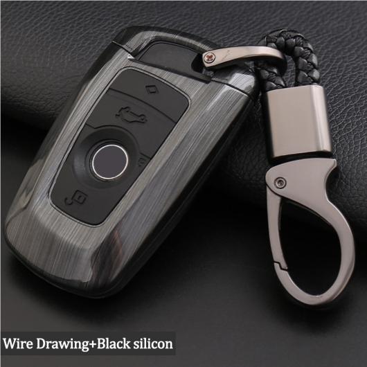 AL カーボン 色 キー カバー ハード シェル ケース フォブ 適用: BMW 5 X1 M1 GT F20 F10 F30 520 525 520I 530D E34 E46 E60 E90 タイプ001~タイプ008 AL-EE-2955