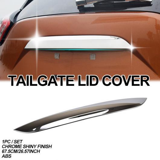 AL 適用: 日産 ムラーノ 2015-2018 クローム カバー トリム アクセサリー 装飾 ステッカー テールゲートカバー AL-EE-5808