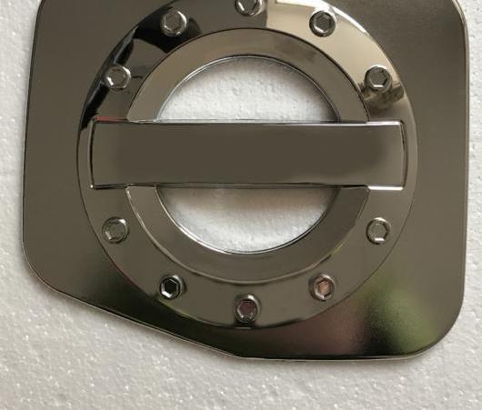 AL 適用: トヨタ フォーチュナ 2012-2014 フューエル タンク 装飾 クローム デザイン ガス タンク カバー トヨタ フォーチュナ 2013 AL-EE-6018