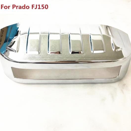 AL 適用: トヨタ ランドクルーザー プラド J150 FJ150 2011-2014 ABS クローム リア ライセンス プレート フレーム トリム カバー AL-EE-6053