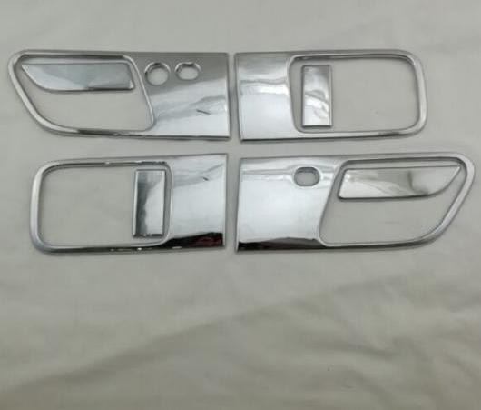 AL 適用: 日産 エルグランド E51 2002 2003 2004 2005 2006 2007-2010 8ピース ABS クローム メッキ ドア ハンドル ボウル カバー トリム AL-EE-6126