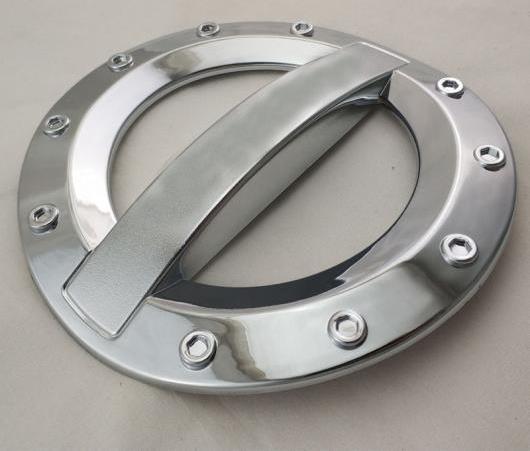 AL ABS メッキ 2005 2006 2007 2008 2009 2010 2011 2012 適用: スズキ ビターラ フューエル タンク カバー 装飾 ステッカー AL-EE-6349