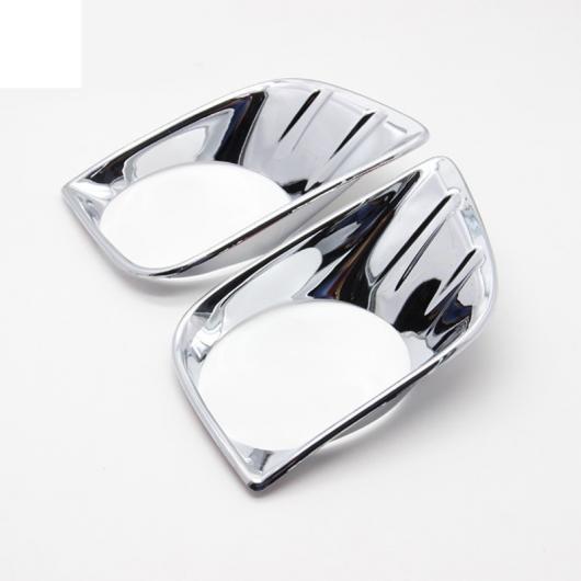 AL ABS クローム 適用: トヨタ プラド FJ 150 FJ150 フロント フォグライト カバー トリム FJ150 2010-2013 ランプ フード AL-EE-6356
