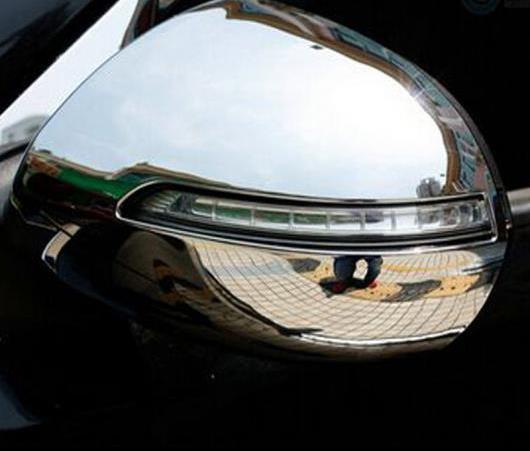 AL ABS バックミラー サイド ミラー カバー トリム 適用: 起亜 スポーテージ 2011 2012-2015 AL-EE-6414