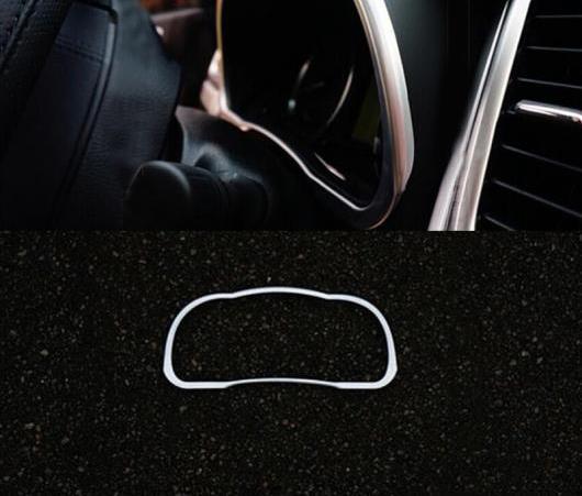 AL 適用: トヨタ ハイランダー クルーガー 2014 2015 クローム インストルメント パネル カバー トリム ベゼル ダッシュ ボード AL-EE-6460