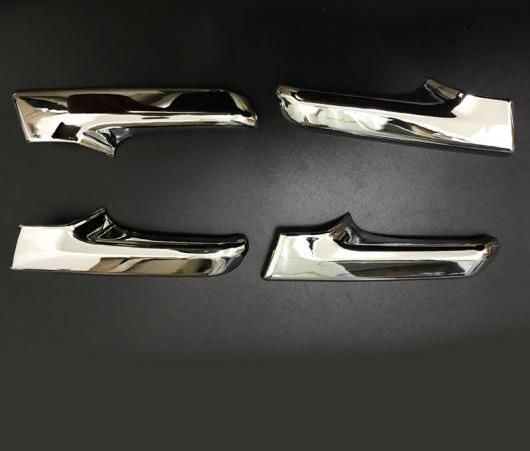 AL 適用: トヨタ ランドクルーザー 150 プラド LC150 FJ150 2010-2018 インテリア ドア ハンドル カバー トリム クローム AL-EE-6481