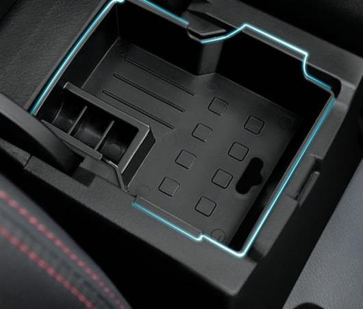 AL 自動車 アームレスト ストレージ ボックス 適用: スズキ ビターラ エスクード 2016 2017 2018 センター コンソール コンテナ ストレージ オーガナイザー AL-EE-6698