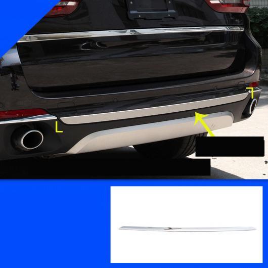 AL バンパー リア トリム 装飾 ライト ストリップ レトロフィット ハイライト バー エクステリア 適用: BMW X5 E70 X6 E71 1ピース AL-EE-6706