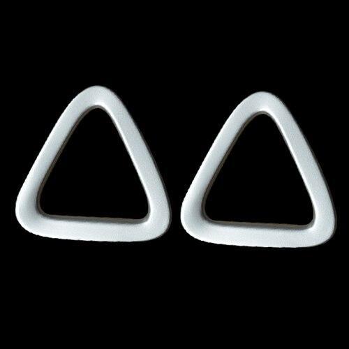 AL 適用: シボレー エクイノックス 2017-2019 ダッシュボード 吹き出し口 ボックス ABS クローム 装飾 フレーム アクセサリー シルバー AL-EE-6765