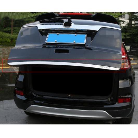 AL 適用: ホンダ CRV CR-V 2012-2016 ステンレス スチール トランク リア プロテクター トリム カバー バンパー シル テール ドア 装飾 スタイル 1 AL-EE-7116