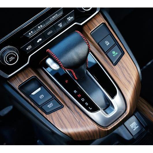 AL 適用: ホンダ CRV C-RV 2017-18 ABS クローム カーボンファイバー ミドル CD センター コントロール ストライプ 装飾 木目調 スタイル 2 AL-EE-7156