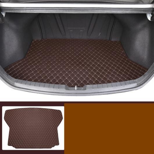 AL 適用: ヒュンダイ エラントラ 2016 2017 2018 すべて トランク マット ケース インテリア 装飾 アクセサリー ブラック・ブラウン AL-EE-7032