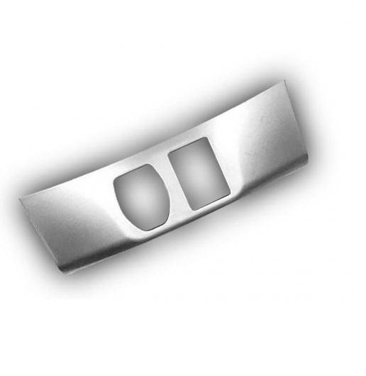 AL 適用: 日産 キャシュカイ デュアリス J11 2014-2017 アームレスト ボックス リア シガーソケット ステッカー スパンコール 内側 装飾 シルバー AL-EE-7376