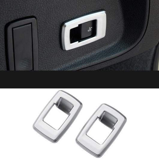 AL M235I リア シートボタン フレーム スパンコール インテリア 装飾 アクセサリー 適用: BMW 2シリーズ F22 F23 M2 F87 220I 228I 230I 2ピース AL-EE-7690