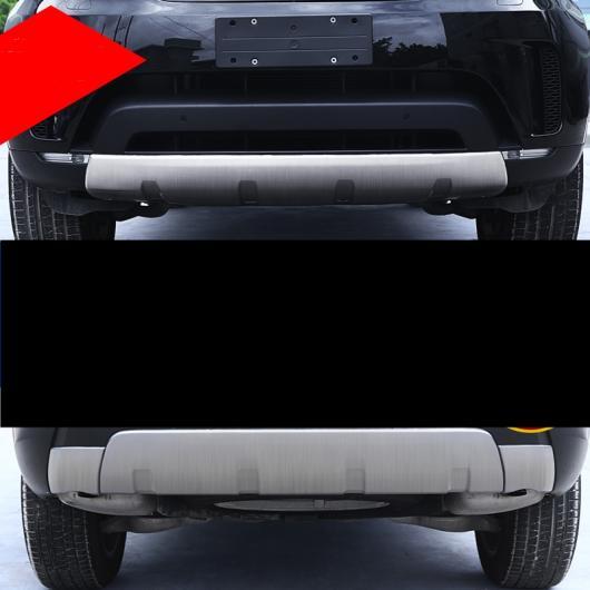 AL リア トランク バンパー スカッフ プレート ドア シル 装飾 周囲 シールド 適用: ランド ローバー ディスカバリー 5 2017 2018 タイプ003 AL-EE-7739