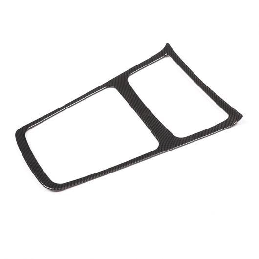 AL ステッカー カバー トリム ストリップ 適用: コントロール ギア シフト パネル 装飾 メルセデス ベンツ GLA CLA カーボンファイバー 1ピース AL-EE-7812