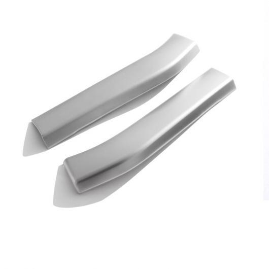 AL リア アームレスト ボックス アンチキック パッチ 装飾 シャープ エア 吹き出し口 スパンコール 適用: BMW X5 E70 X6 E71 2ピース AL-EE-7902