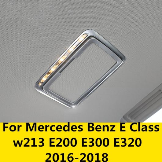 AL 適用: メルセデス ベンツ E クラス W213 E200 E300 E320 2016-2018 アルミニウム リア メイクアップ ミラー フレーム トリム ステッカー セット AL-EE-7283