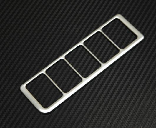 AL 適用: 三菱 アウトランダー 2013-2017 ライト パーキング LED スイッチ アジャスター ボタン パネル フレーム アクセサリー AL-EE-7350