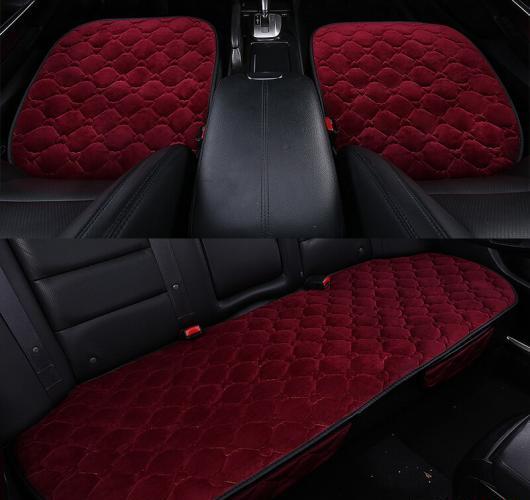 AL ユニバーサル シートカバー 適用: ランドローバー 全モデル X9 ディスカバリー フリーランダー クッション ブラック 1セット~パープル 1セット AL-FF-0287