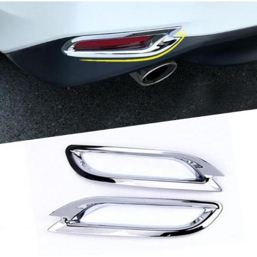 AL 適用: トヨタ カムリ 8 8代目 XV70 2018 ABS クローム リア フォグライト ランプ + フロント フレーム 装飾 カバー タイプ001 AL-FF-0861
