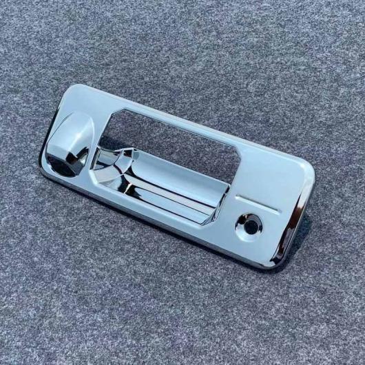 AL 適用: トヨタ タコマ 2015 2016 2017 2018 2019 ABS クローム リア トランク テールゲート ドア ハンドル ボウル キャッチ カバー トリム モールディング ガーニッシュ タイプ001 AL-FF-0871