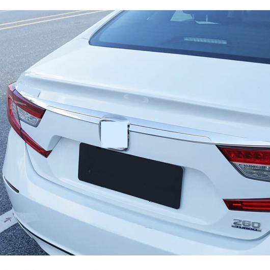 AL 適用: ホンダ アコード 10代目 2018 2019 ABS クローム リア トランク メンバー テールゲート ドア ハンドル カバー トリム モールディング アクセサリー タイプ001 AL-FF-0967