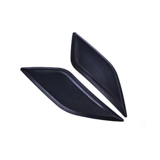 AL 適用: ホンダ シビック 10代目 2016 2017 フード サイド エア インテーク フロー 吹き出し口 カバー 装飾 ステッカー タイプ003 AL-FF-0983