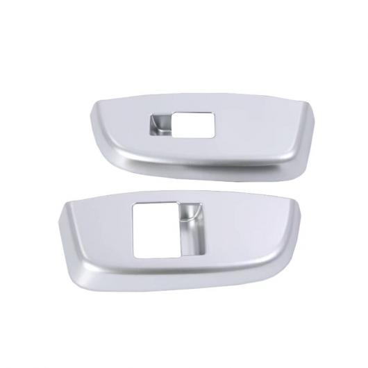 AL 適用: 日産 NV200 エヴァリア 2010-2018 AS クローム インナー ドア アームレスト ウインドウ スイッチ カバー 装飾 コントロール パネル マット AL-FF-1073