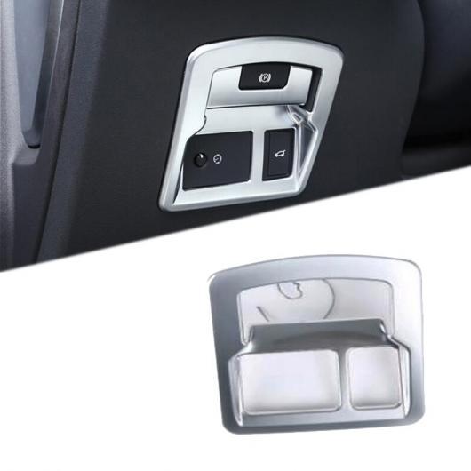 AL インテリア 適用: ランド ローバー レンジ ヴェラール 2018 LHD ABS リア トランク テールゲート テール ドア ボタン スイッチ ステッカー カバー トリム 1 ピース AL-FF-1499