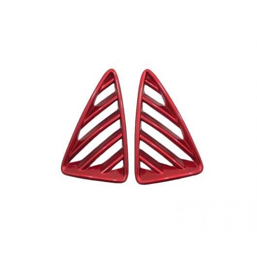 AL インテリア モールディング ドリンクホルダー ガラス リフト スイッチ フレーム ベント ギア シフト パネル カバー 適用: マツダ CX-3 CX3 2016 2017 2018 サイド ベント カバー AL-FF-1765
