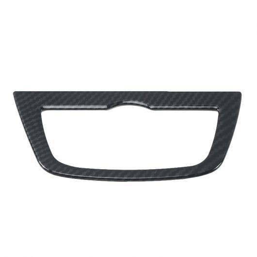AL カーボンファイバー スタイル ABS ヘッドライト アジャスター スイッチ カバー トリム 適用: BMW X3 X4 G01 G02 2018 2019 タイプ002 AL-FF-1834