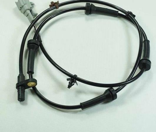 AL リア右/左 ABS ホイール スピード センサー 適用: 日産 エクストレイル T31 2WD ローグ 47900-1DA1A 479001DA1A ALS1753 5S11233 AL-FF-2558