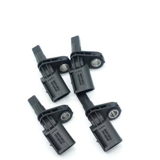 AL 右 ABS ホイール スピード センサー 4ピースセット 適用: アウディ A3 Q3 TT セアト シュコダ アマロック キャディ シャラン ティグアン パサート WHT003856 AL-FF-2979